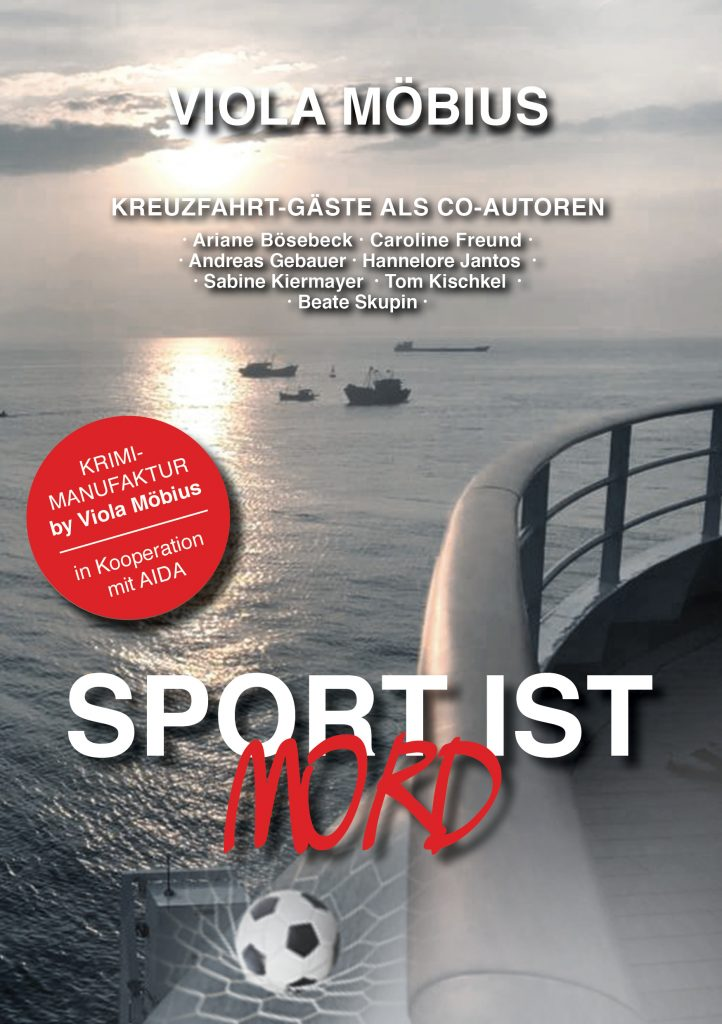 Cover Sport ist Mord Front