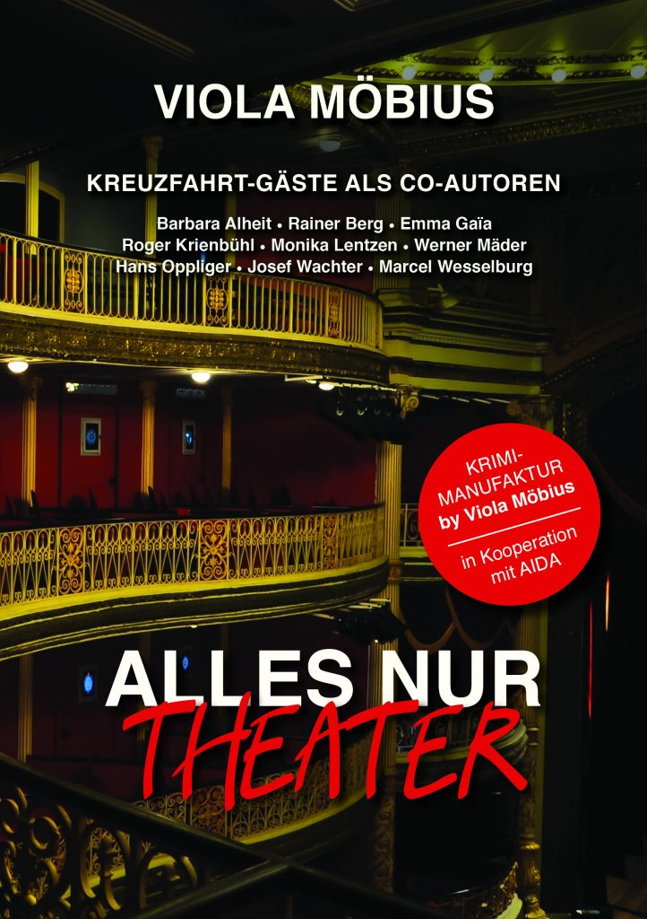 Cover Alles nur Theater Front